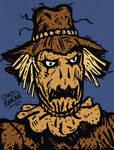 The Scarecrow by LeevanCleefIII