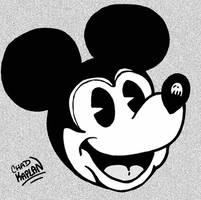 Mickey Mouse by LeevanCleefIII