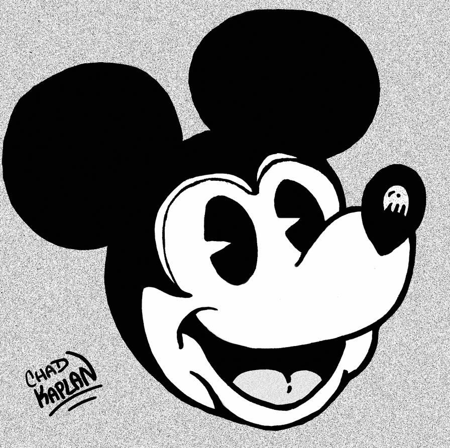 Mickey Mouse by LeevanCleefIII