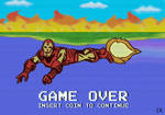 Iron Man Arcade by LeevanCleefIII