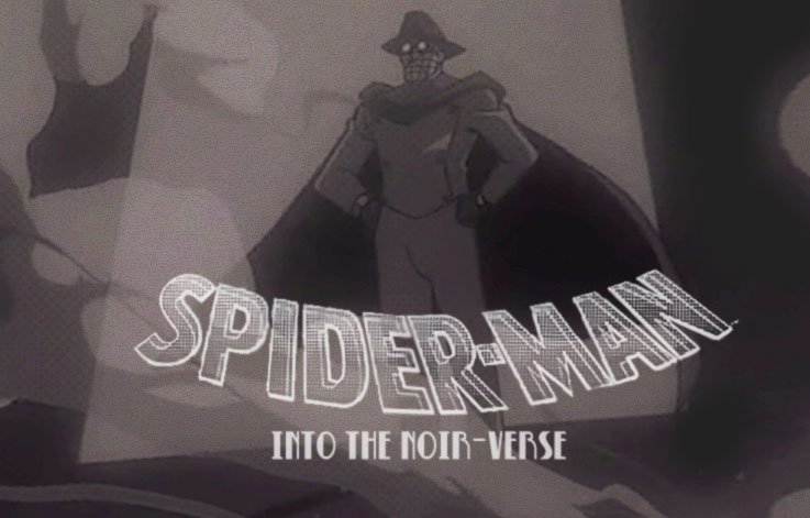 Spider-Man: Into the Noir-Verse by LeevanCleefIII