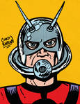 Ant-Man by LeevanCleefIII
