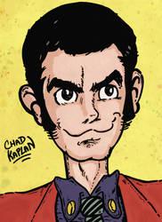 Lupin III by LeevanCleefIII
