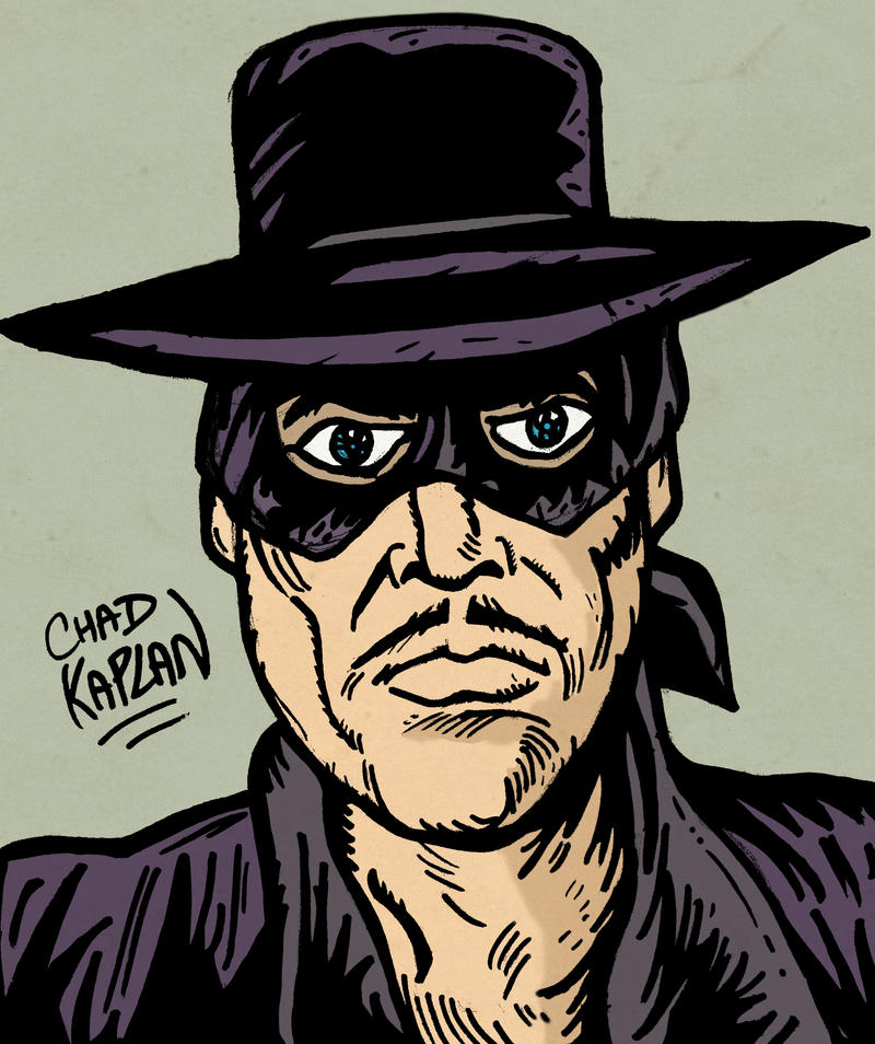 Zorro by LeevanCleefIII
