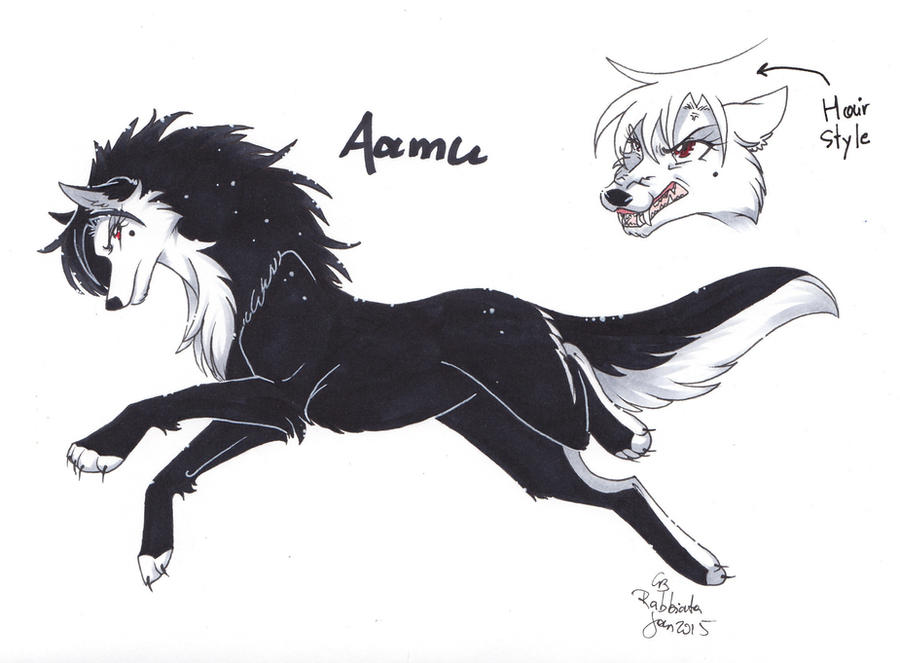 .::Aamu::. By Rabbiata On DeviantArt