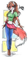 Anmut...- Trade M-Fox by Rabbiata