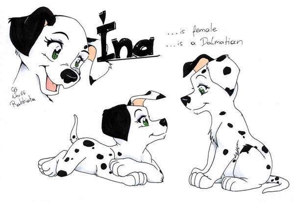 101 Dalmatian Names The Image Kid Has It