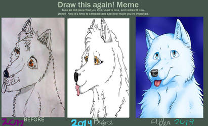 Before and after 2019 by AleaFlight