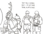 TF2 - Antlers