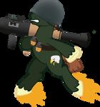 MLP:FIM / TF2 - Soldier