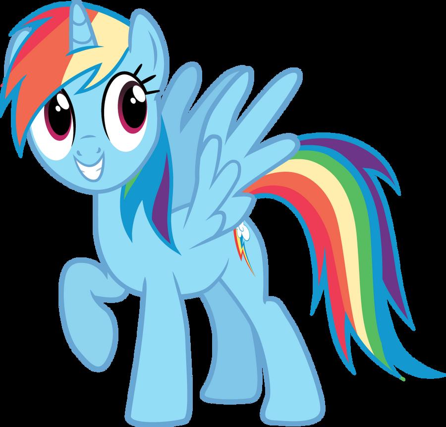 Pony request 160 - Alicorn Rainbow Dash by ah-darnitMlp Alicorn Rainbow Dash