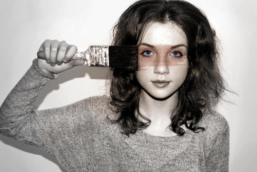 Paintbrush by Hannerh