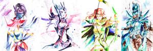 WatercolorCirlsDota2Part1