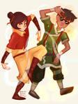 Kainora 3 - Avatar: Legend of Korra