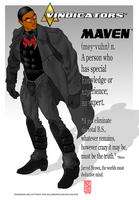 Maven by RODCOM1000