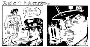 Jojo Comic