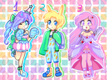Collab Adopts- Dream pastel kids- ( Open 1/3)