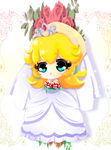 Collab- Wedding Peach