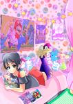 [c] Chihiro in her cute room
