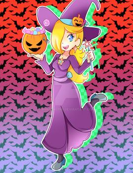 Ych- Witch Rosalina