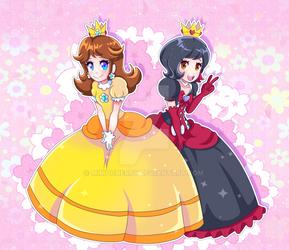 [C] Chihiro and Daisy
