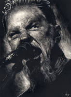 James Hetfield by N0RM