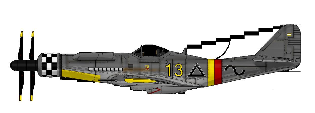 Fw-290 by Schmittfeuer