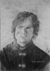 Tyrion Lannister by Midaqle