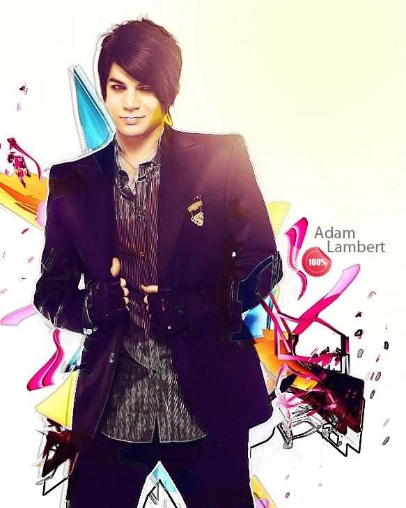 Adam Lambert by Momage