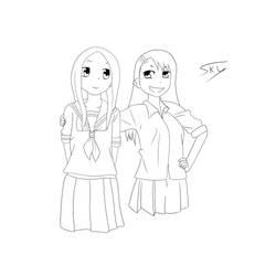 Nagatoro x Takagi