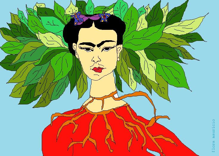 Frida by floxxx