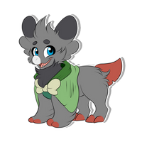 [Wyngro] Shay cookie scout mini ref by Saretha