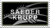 Saeder-Krupp stamp by Ghostwalker2061