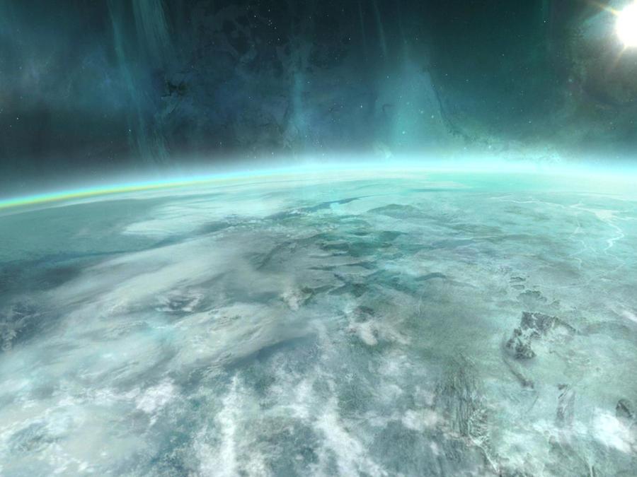 The Planet Reach by Ghostwalker2061