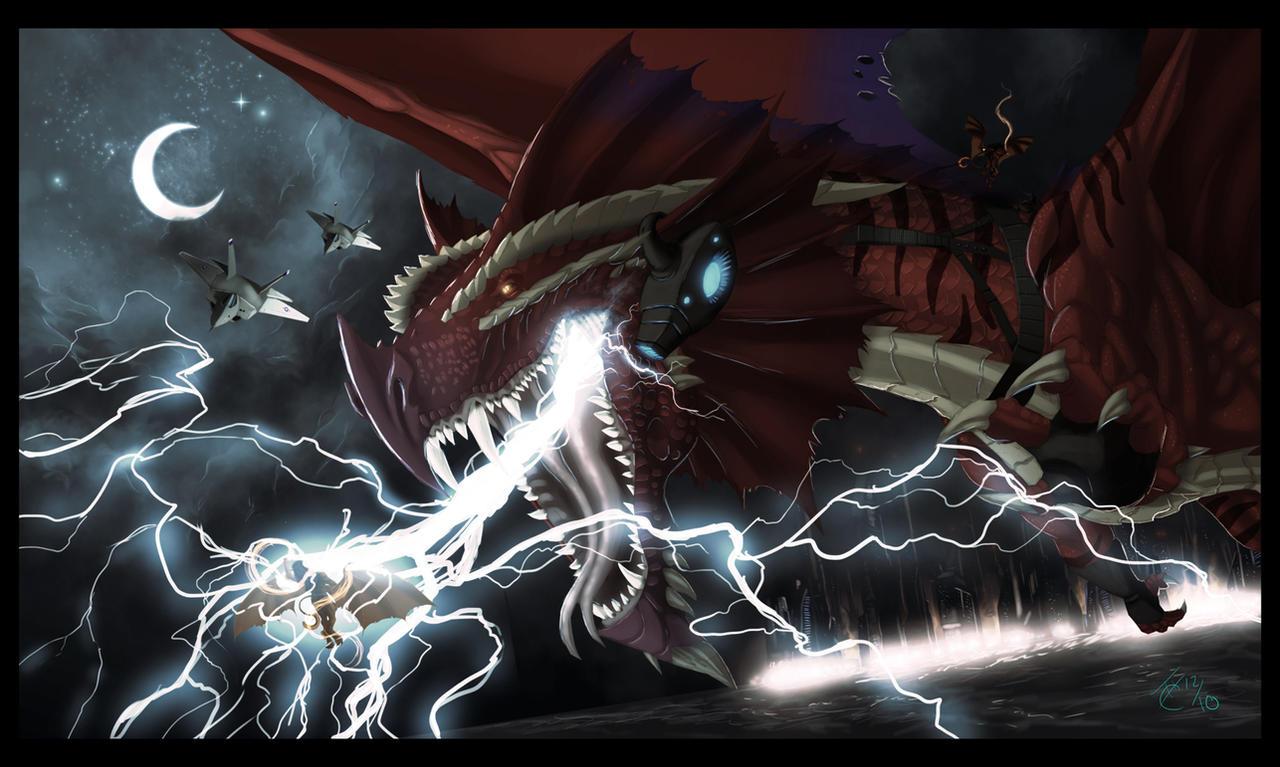 The Battle by Ghostwalker2061