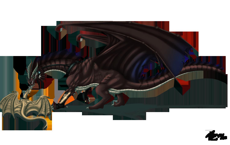 Dragonriderzzzzz.... by Ghostwalker2061
