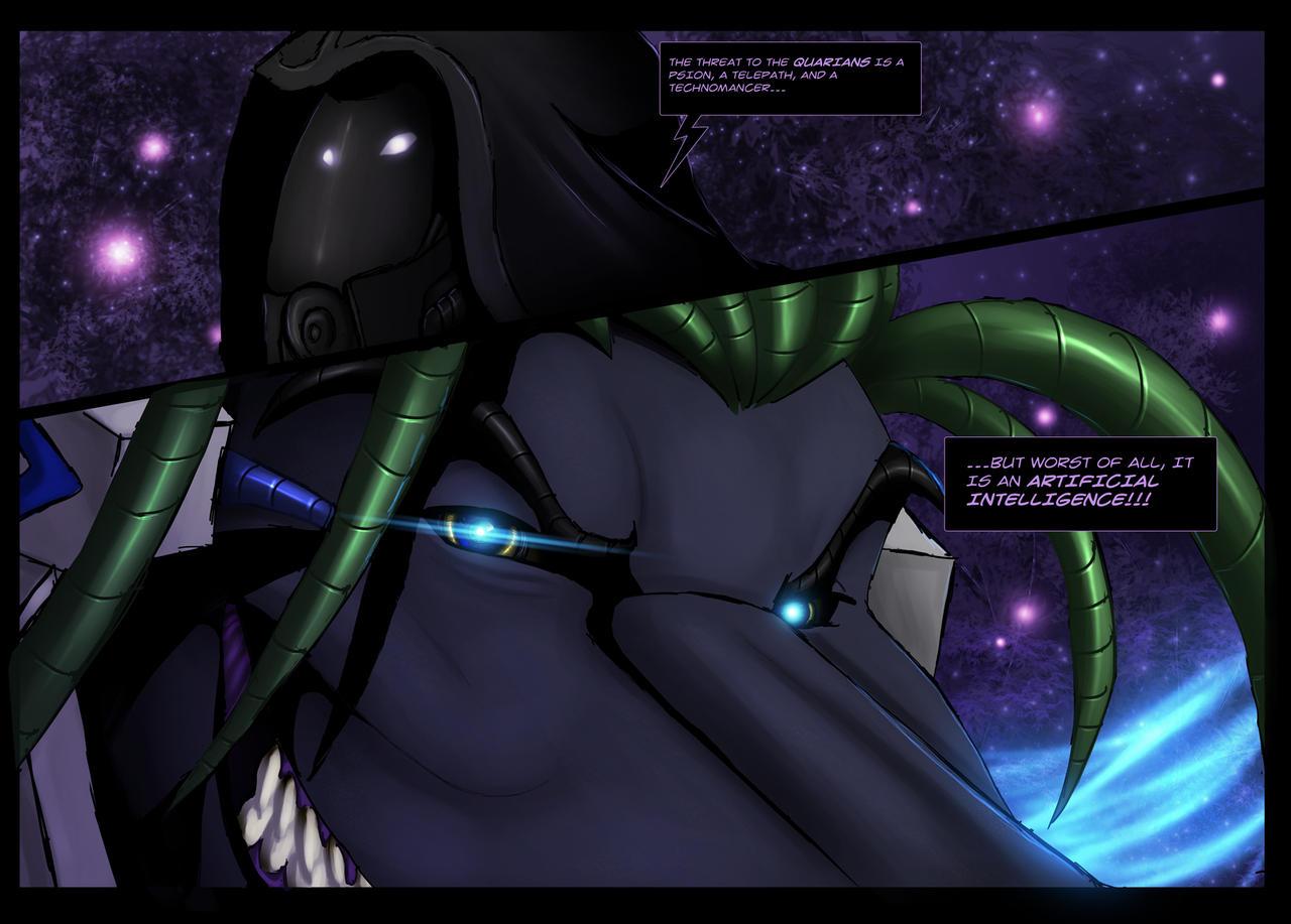 Tali's Fears by Ghostwalker2061