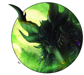 Green in the Circle by Ghostwalker2061
