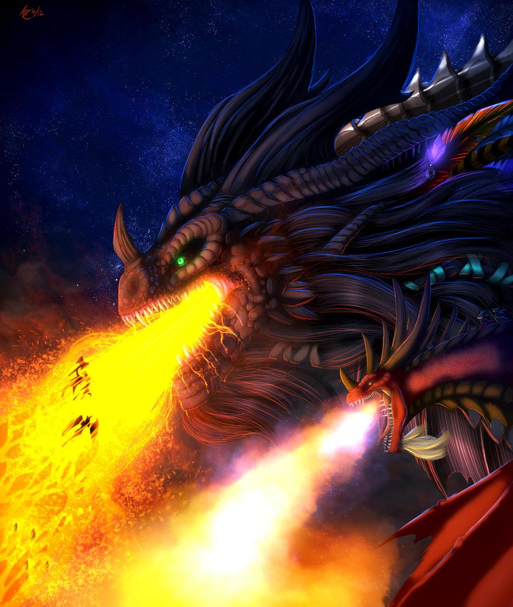 Burning the Burning Legion by Ghostwalker2061