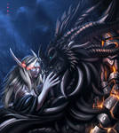The Banshee Queen and the Dragon