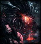The Black's Rage