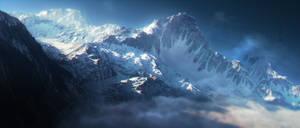 Mountains post process