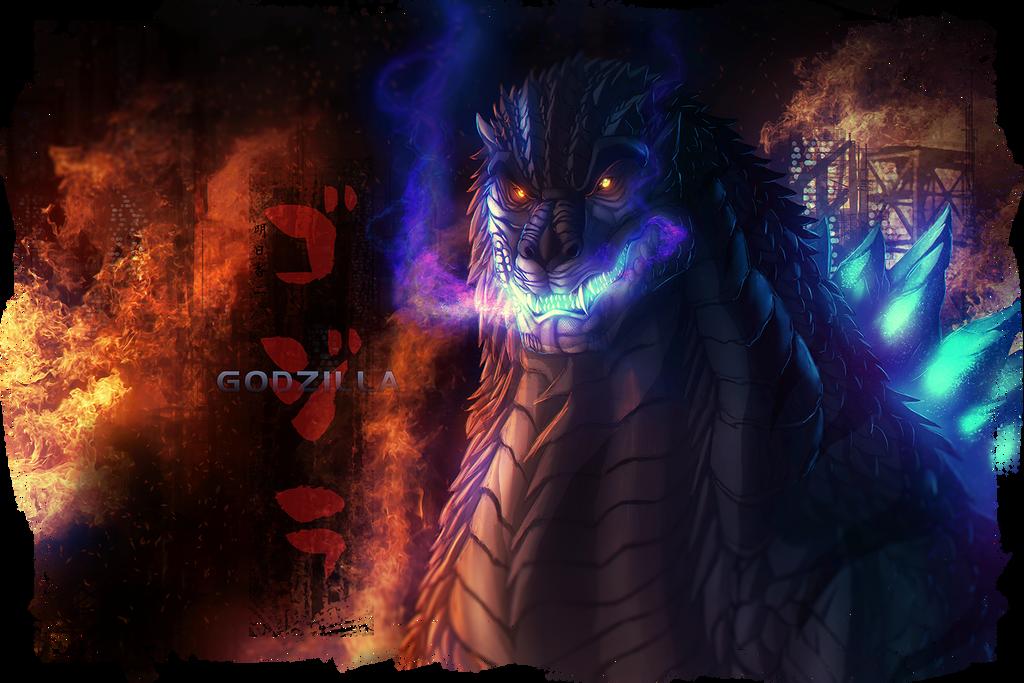 It is Gojira! by Ghostwalker2061