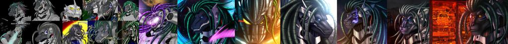 Inconsistency Of Kiryuu Knight 2017 by Ghostwalker2061