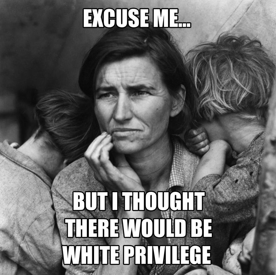 Whiteprivilege by Ghostwalker2061