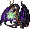 Visions Dragon by ladylyzar