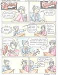 Phoenix Wright Comic 1