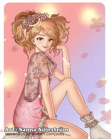 Little miss sakura blossom