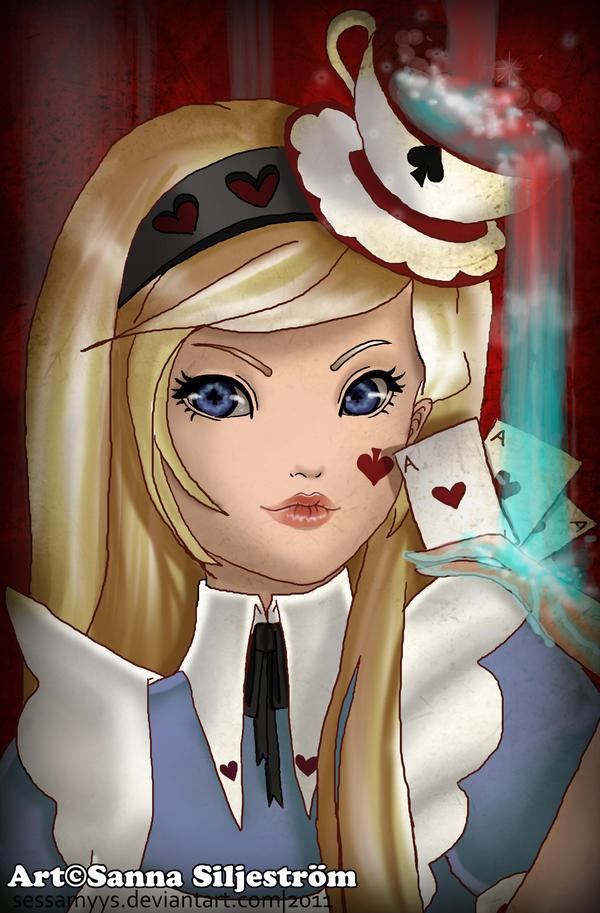 Alice by SessaMyys