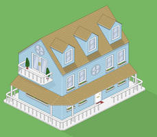 Country House by radioactivity